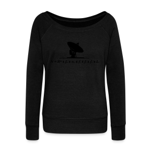 Equation t-shirt - Women's Wideneck Sweatshirt