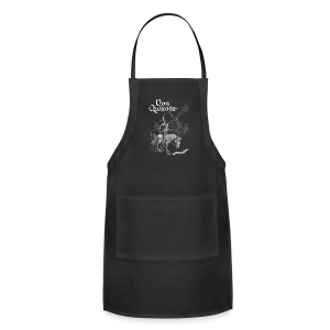 Don Quixote t-shirt - Adjustable Apron