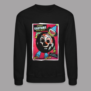 Clown Costume Women's Halloween T Shirt - Crewneck Sweatshirt