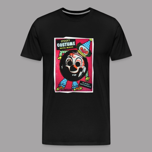 Clown Costume Women's Halloween T Shirt - Men's Premium T-Shirt