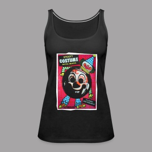 Clown Costume Women's Halloween T Shirt - Women's Premium Tank Top