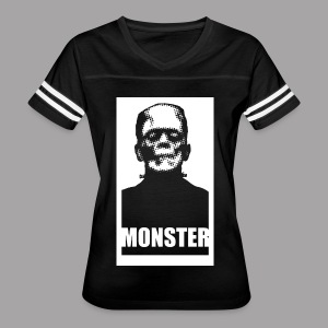 The Monster Halloween Horror Women's T Shirt - Women's Vintage Sport T-Shirt