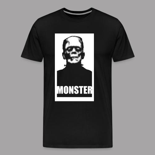 The Monster Halloween Horror Women's T Shirt - Men's Premium T-Shirt