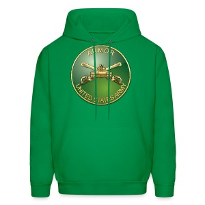 Armor Branch Plaque - Men's Hoodie