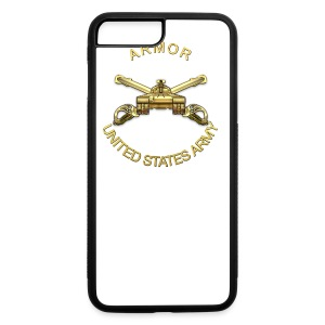 Armor Branch Insignia - iPhone 7 Plus Rubber Case