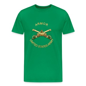 Armor Branch Insignia - Men's Premium T-Shirt