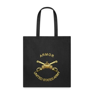 Armor Branch Insignia - Tote Bag