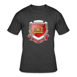 USACE Regimental Insignia - Men's 50/50 T-Shirt