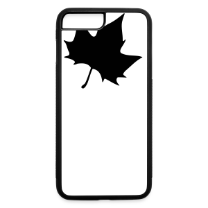 Plane leaf t-shirt - iPhone 7 Plus Rubber Case