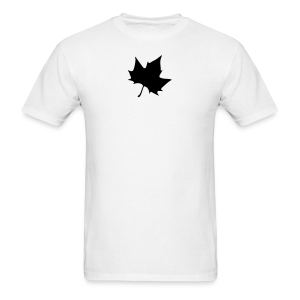 Plane leaf t-shirt - Men's T-Shirt