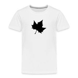Plane leaf t-shirt - Toddler Premium T-Shirt