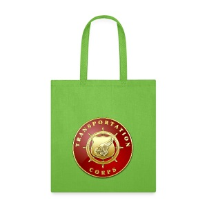 Transportation Corps Branch Plaque - Tote Bag