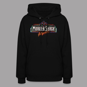 Murder Shack Hollywood Women's T Shirt - Women's Hoodie