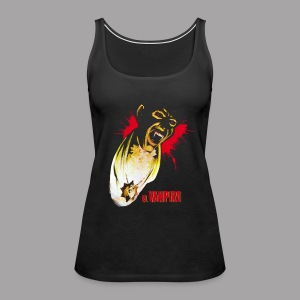 El Vampiro Women's Horror T Shirt - Women's Premium Tank Top