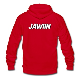Official Jawiin T-Shirt (Women) - Unisex Fleece Zip Hoodie by American Apparel