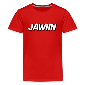 Official Jawiin T-Shirt (Women) - Kids' Premium T-Shirt