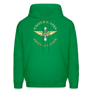 Aviation Branch Insignia - Men's Hoodie