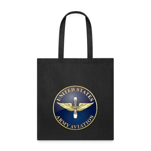 Aviation Branch Plaque - Tote Bag
