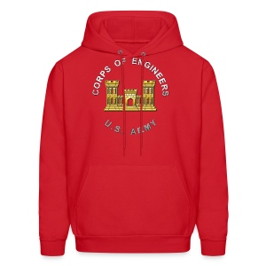 USACE Branch Insignia - Men's Hoodie