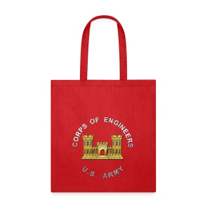 USACE Branch Insignia - Tote Bag