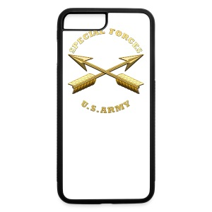 Army SF Branch Insignia - iPhone 7 Plus/8 Plus Rubber Case