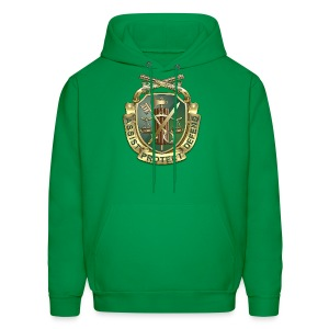 MP Regimental Insignia - Men's Hoodie