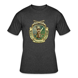 MP Regimental Insignia - Men's 50/50 T-Shirt