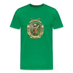 MP Regimental Insignia - Men's Premium T-Shirt