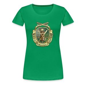 MP Regimental Insignia - Women's Premium T-Shirt