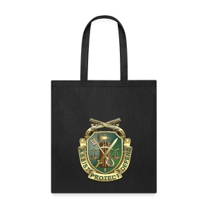 MP Regimental Insignia - Tote Bag