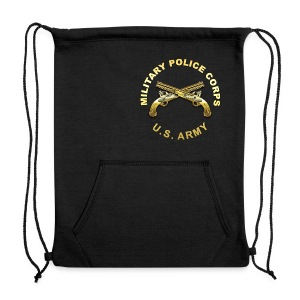 MP Branch Insignia - Sweatshirt Cinch Bag