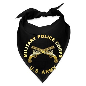 MP Branch Insignia - Bandana
