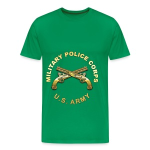 MP Branch Insignia - Men's Premium T-Shirt
