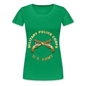 MP Branch Insignia - Women's Premium T-Shirt