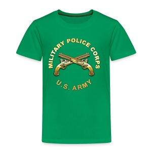 MP Branch Insignia - Toddler Premium T-Shirt