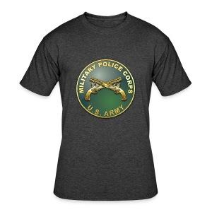 MP Branch Plaque - Men's 50/50 T-Shirt