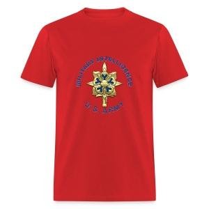 MI Branch Insignia - Men's T-Shirt