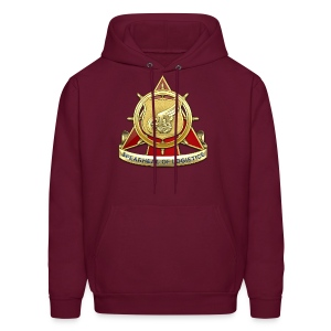 Transportation Corps DUI - Men's Hoodie