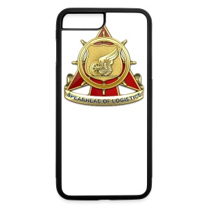 Transportation Corps DUI - iPhone 7 Plus/8 Plus Rubber Case