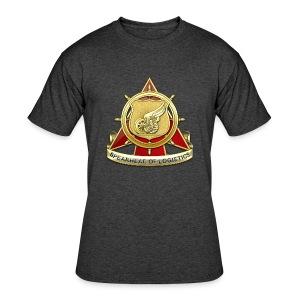Transportation Corps DUI - Men's 50/50 T-Shirt