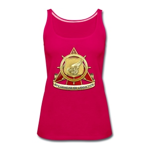 Transportation Corps DUI - Women's Premium Tank Top