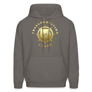 Transportation Corps Branch Insignia - Men's Hoodie