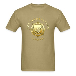 Transportation Corps Branch Insignia - Men's T-Shirt