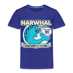 Narwhal - Toddler Premium T-Shirt