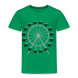 Ferrous Wheel - Toddler Premium T-Shirt