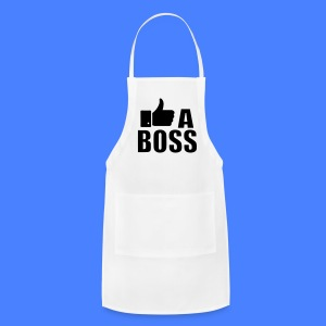Like A Boss Thumbs Up Women's T-Shirts - Adjustable Apron