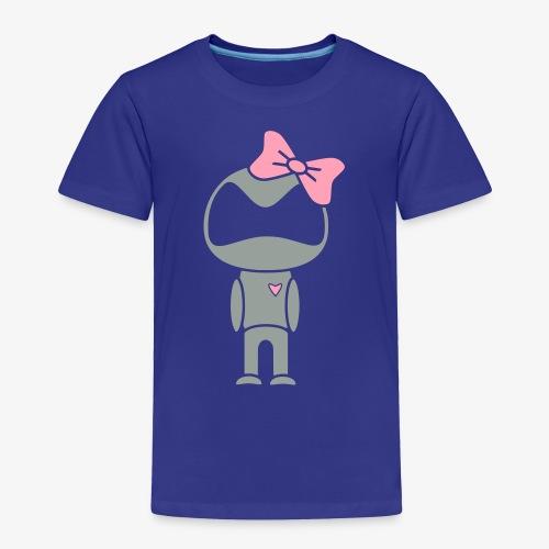 Droid Girl - Toddler Premium T-Shirt