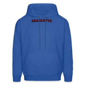Charlotte T-Shirt College Style - Men's Hoodie