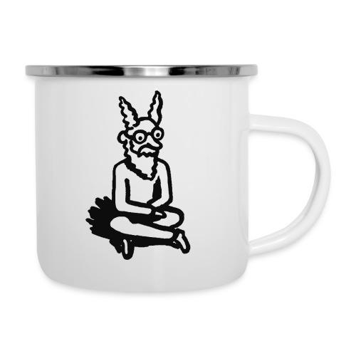 The Zen of Nimbus Kids' t-shirt / Black and white design - Camper Mug