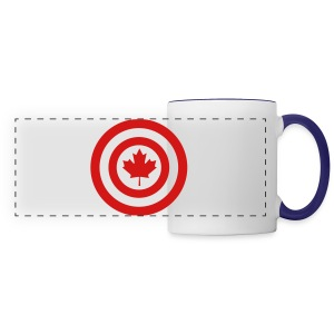 Captain Canada - Panoramic Mug
